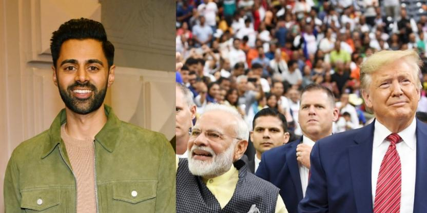 Hasan Minhaj Barred from Attending Howdy Modi Event; Kunal Kamra Speaks Out