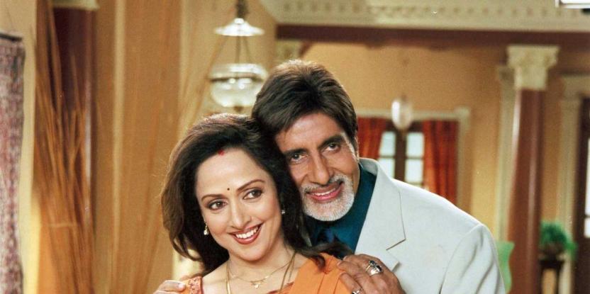 Hema Malini Can't Think of a Better Person Than Amitabh Bachchan to Receive the Dadasaheb Phalke Award