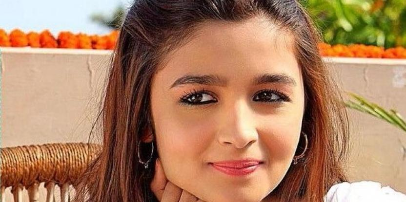 Alia Bhatt and How She's So Happy and Positive All the Time