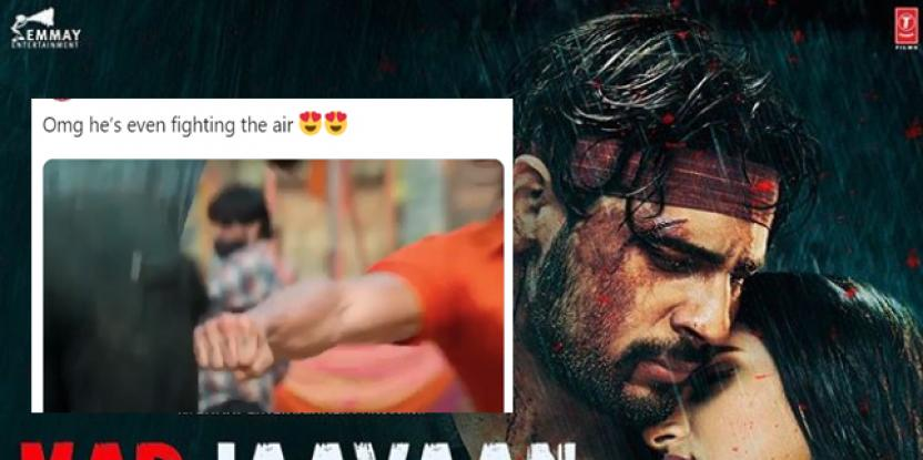 Marjaavaan Trailer: This Hilarious Meme From Sidharth Malhotra's Upcoming Action Flick Summarizes The Film Perfectly