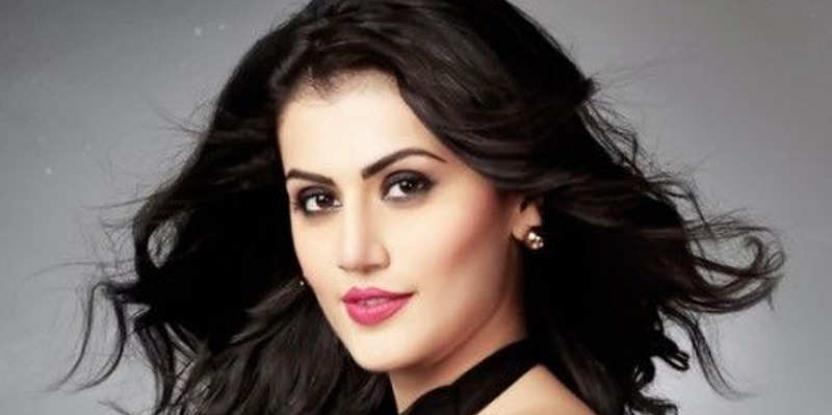 Taapsee Pannu Signs Supernatural Thriller with Anurag Kashyap