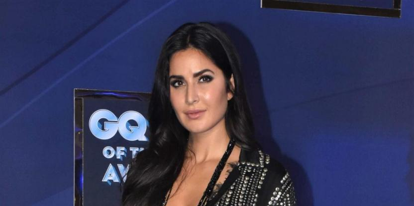 Katrina Kaif Is Being Called Out For Copying Kim Kardashian's Makeup Shoot
