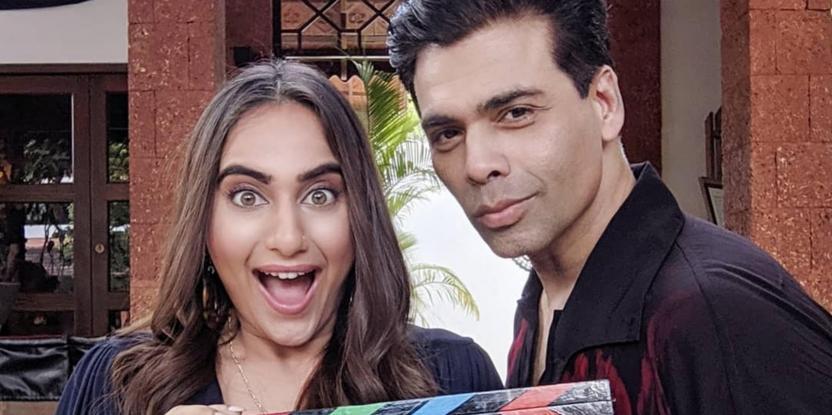 Kusha Kapila All Set To Work With Karan Johar in 'Ghost Stories'