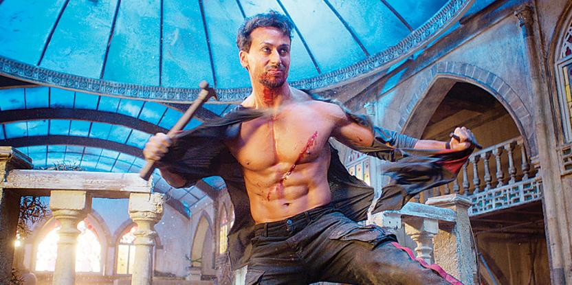 Tiger Shroff on War: 'The Action isn't Gruesome At All'