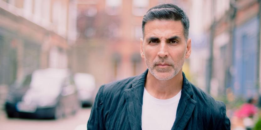 For Akshay Kumar, Life Begins at the End of the Comfort Zone