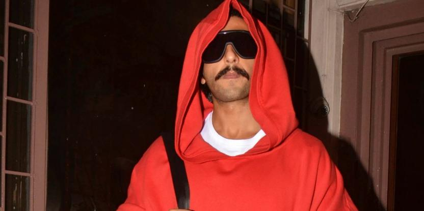 Ranveer Singh's 'Money Heist' All-Red Outfit Makes Little Fan Cry. Here is What His Followers Have To Say