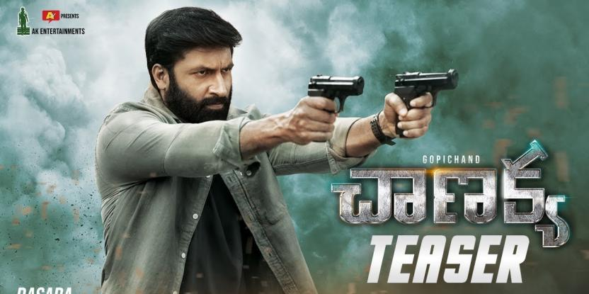 Gopichand's Chanakya: Spy Thriller Film Faces a Tough Time at the Box Office