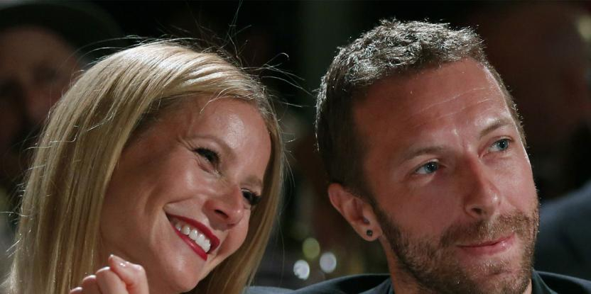 Gwyneth Paltrow and Chris Martin still share a close bond for their children