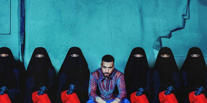 French Montana's Latest Album Cover Stirs Controversy