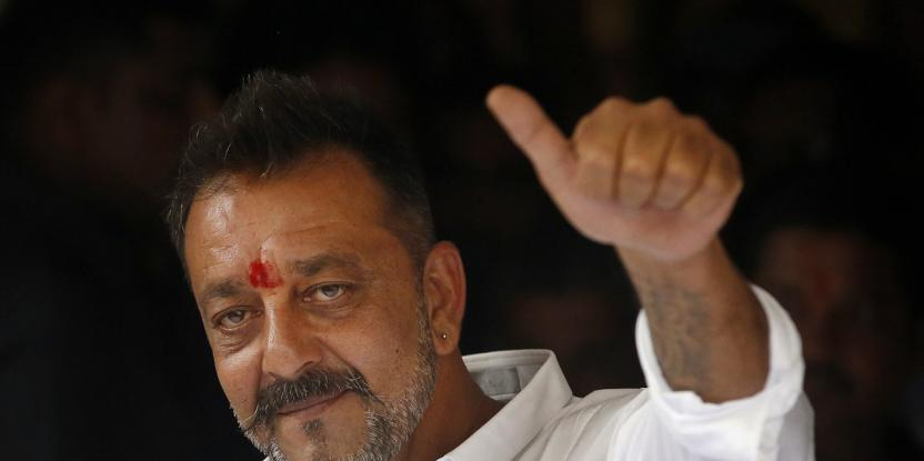 Sanjay Dutt Reveals The Film That Gave Him The Real Sense Of Being