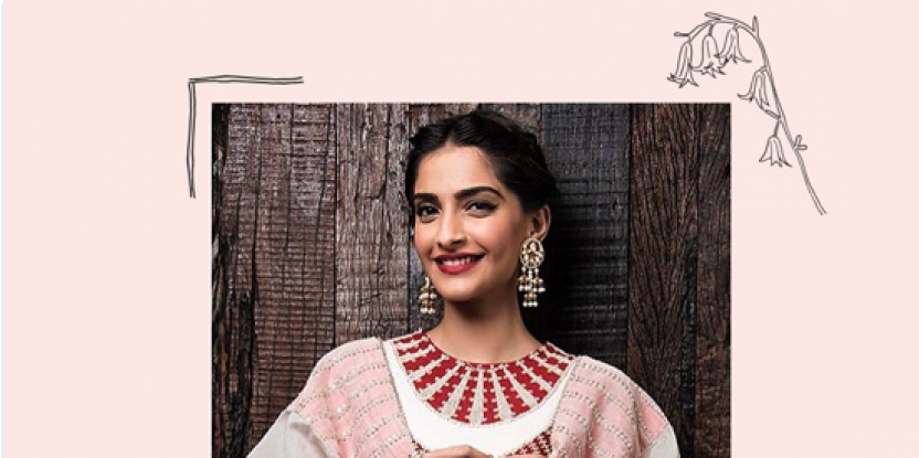 Sonam Kapoor Wishes Her Fans a Happy Dussehra
