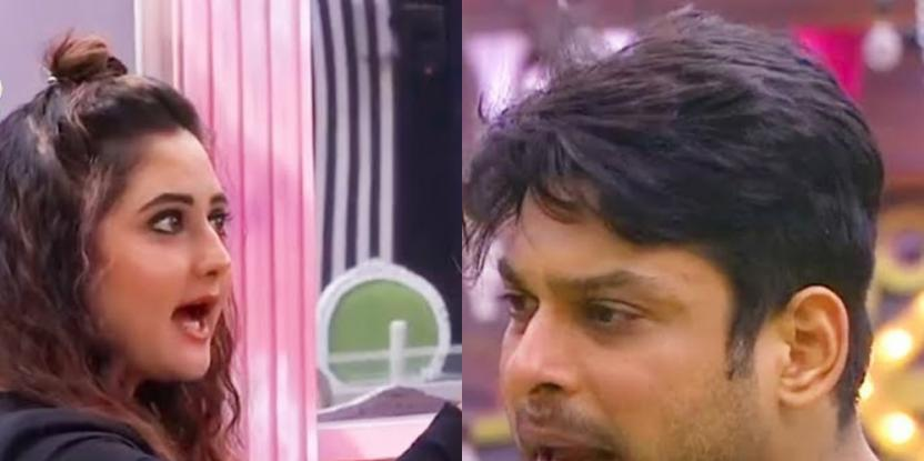 Bigg Boss Season 13: Rashami Desai and Sidharth Shukla Fight Gets Heated