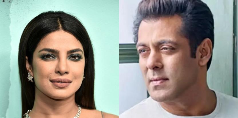 Priyanka Chopra Was To Do An Item Song for The Shelved 'Inshallah'?