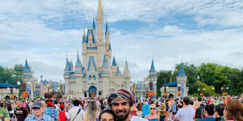 Iqra Aziz and Yasir Hussain Make the Most of Their US Trip