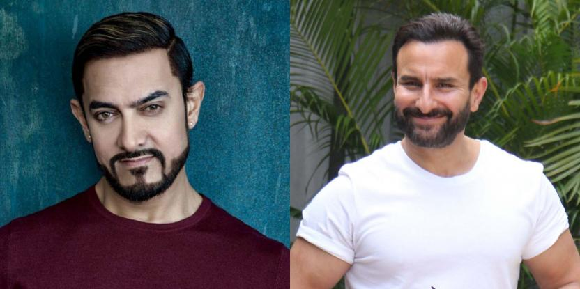 Aamir Khan Appreciates Saif Ali Khan's Lal Kaptaan's Final Trailer The Revenge, Calls it Awesome
