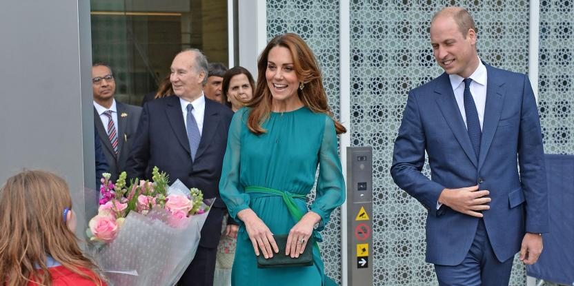 Prince William and Kate Middleton Pay Homage to Pakistani Truck Art