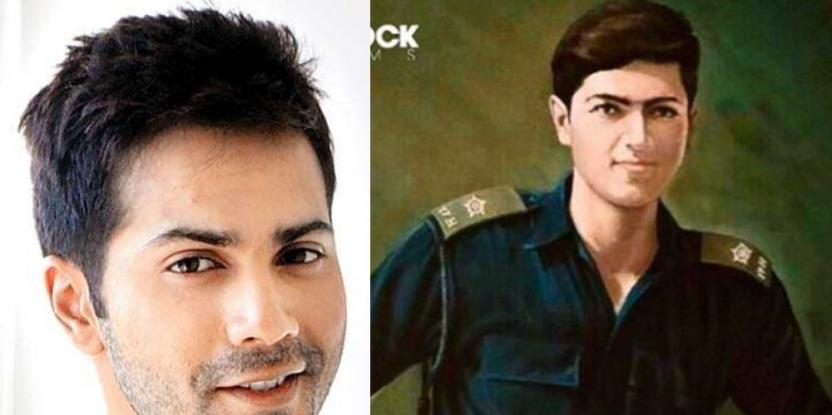 Varun Dhawan's Dream of Playing the Character of an Indian Soldier Comes True