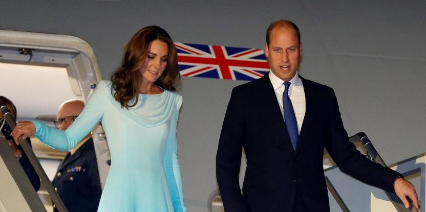 Prince William and Kate Middleton in Pakistan: The Royal Couple Arrived In Islamabad Last Night