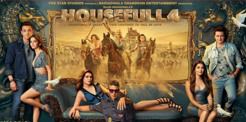 Housefull 4 Box Office Collection Day 3: Akshay Kumar Film Earns INR 50 Crore Over First Weekend