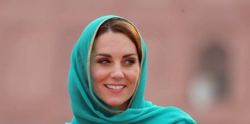 Prince William and Kate Middleton in Pakistan: Designer Maheen Khan is Proud that the Duchess Chose to Wear Her Designs