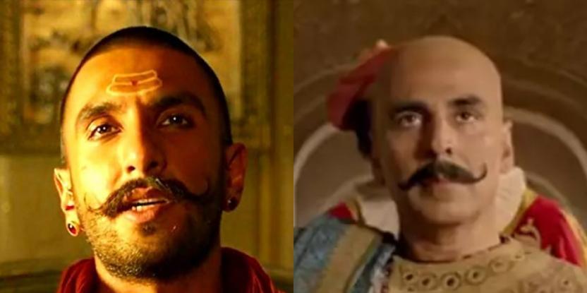 Akshay Kumar Responds to His Housefull 4 Character's Comparison with Ranveer Singh's Bajirao