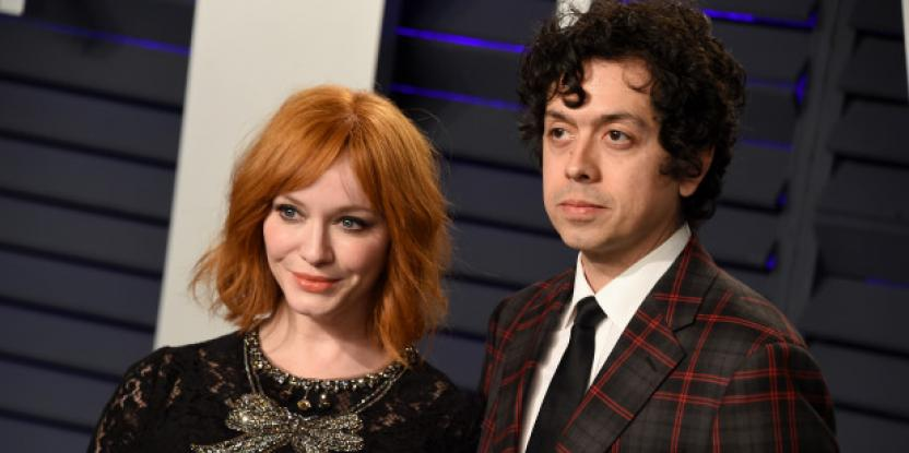 Christina Hendricks and Geoffrey Arend Call It Quits After 10 Years Of Marriage!