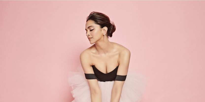 Deepika Padukone is Pretty in Pink in Latest Look