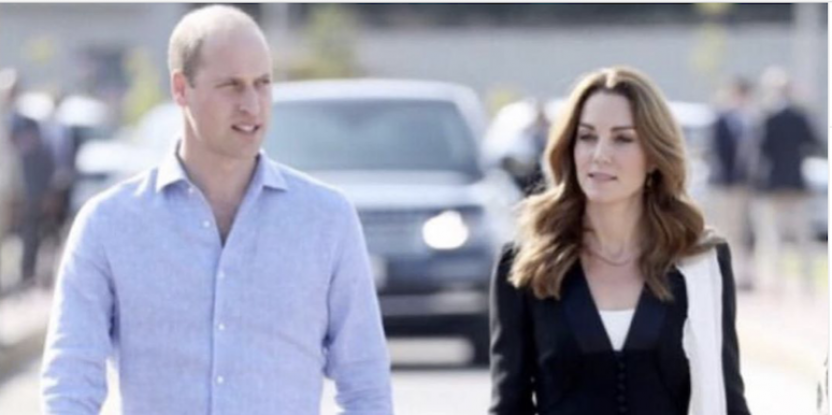 Kate Middleton Opts For Monochrome As Royal Visit Draws To An End!