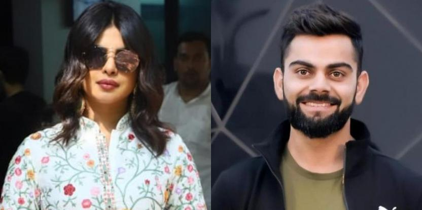Priyanka Chopra and Virat Kohli are the Only Indians to be Featured in World's Wealthiest Instagram Influencers List