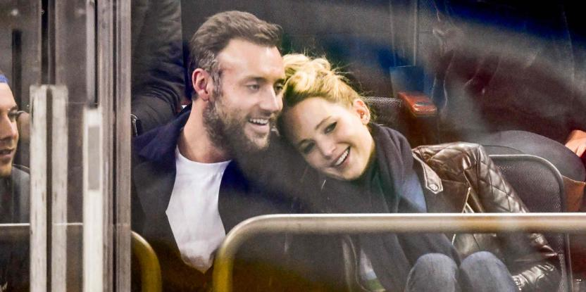 Jennifer Lawrence's Husband Cooke Maroney and All You Need to Know About Him