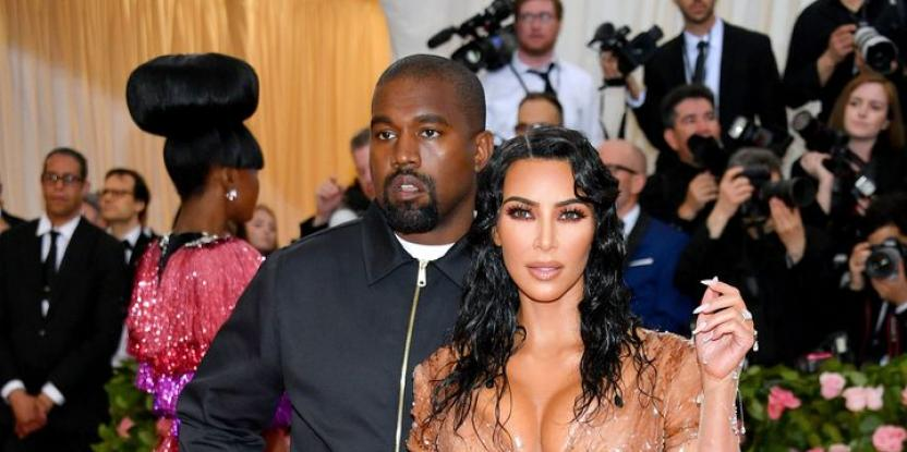 Kim Kardashian and Kanye West's Difference of Opinion: What Made Kanye West Storm Out of the Room?