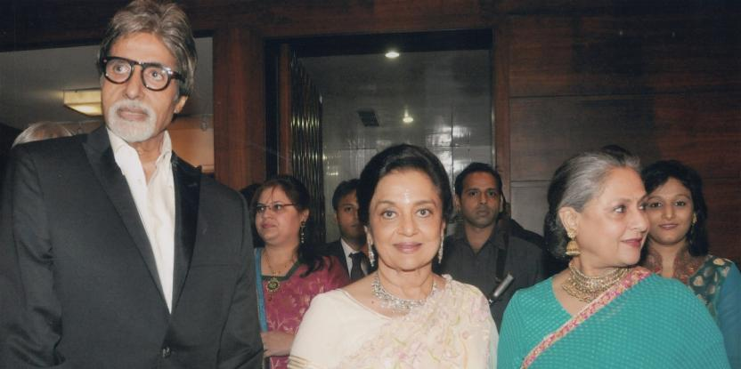 When Asha Parekh REFUSED To Work with Amitabh Bachchan – Blast from the Past