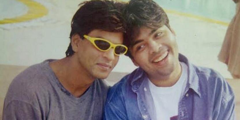Shah Rukh Khan and Karan Johar's Friendship: A Lookback at their Journey