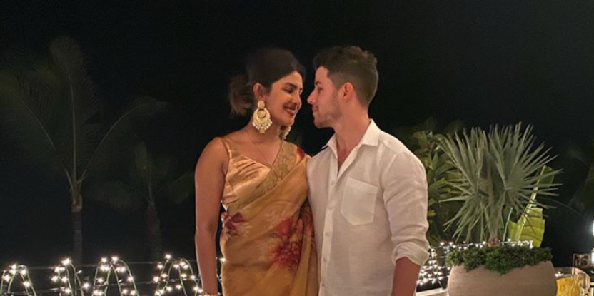 Nick Jonas' Comment On Priyanka Chopra's Selfie Is Winning The Internet