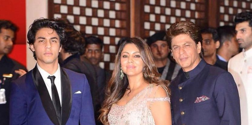 Shah Rukh Khan's Son Aryan Has Ruled Out Acting for Two Understandable Reasons