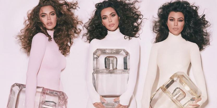 Kim Kardashian to Launch Diamonds Collection Fragrances With Sisters Kourtney Kardashian and Khloe Kardashian