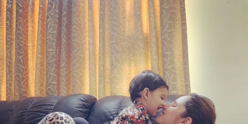 Sania Mirza pens down a heartfelt note for son Izhaan on his first birthday