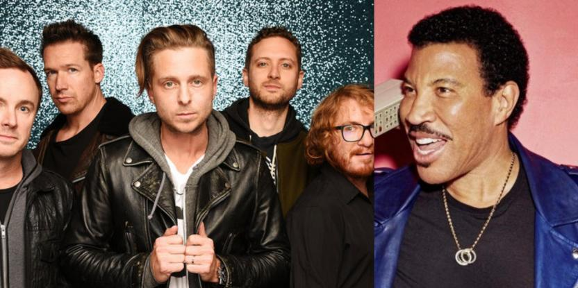 New year, new beginnings: From Lionel Richie to Louis Tomlinson and One Republic, musical acts set to get 2020 kicking