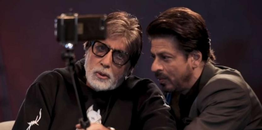 Amitabh Bachchan Shares a 'Personal' Discussion with Shah Rukh Khan and Gauri Khan