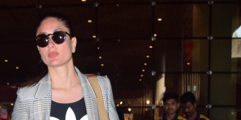 Two Times Kareena Kapoor, Taimur Ali Khan Made a Statement at the Airport