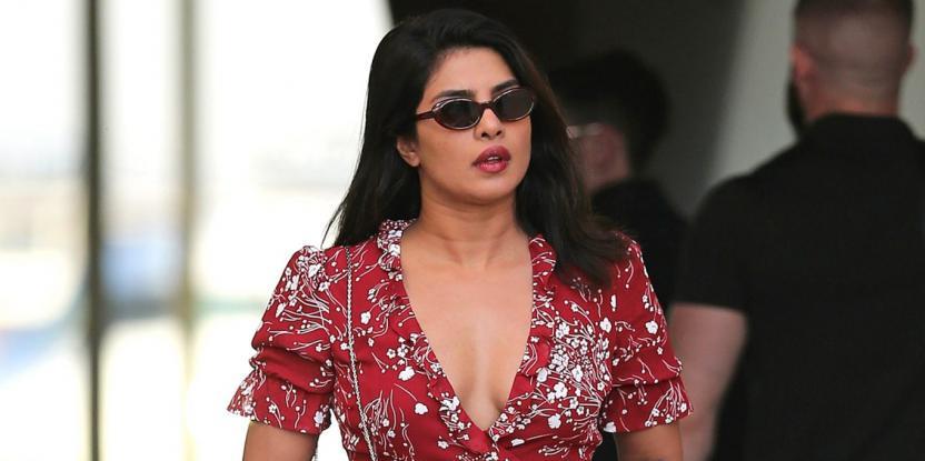 Priyanka Chopra Feels Philosophical While Shooting in Delhi
