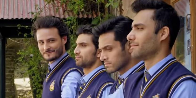 Ehd E Wafa, Episode 13:  Shehryar and Shariq Call It Quits With Shahzain
