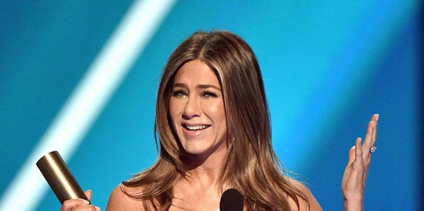 Jennifer Aniston: Here's What the Actress Said in Her Speech at the People's Choice Awards
