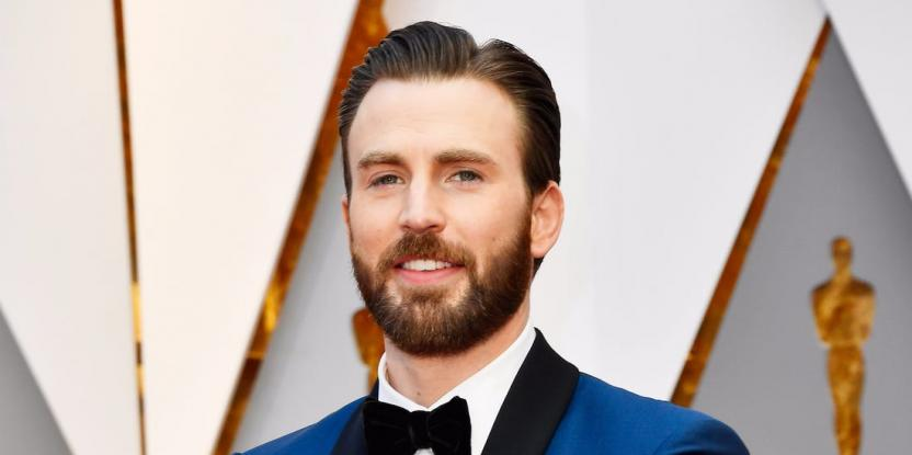 Chris Evans and His Continuous Struggle to Talk Himself Out of Retiring From a Forever Blooming Acting Career