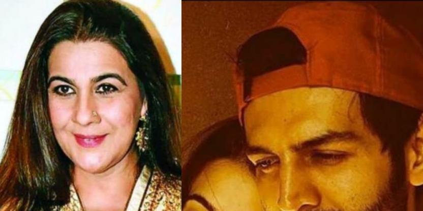 Is Sara Ali Khan's Mother Amrita Singh AGAINST Her Relationship with Kartik Aaryan?