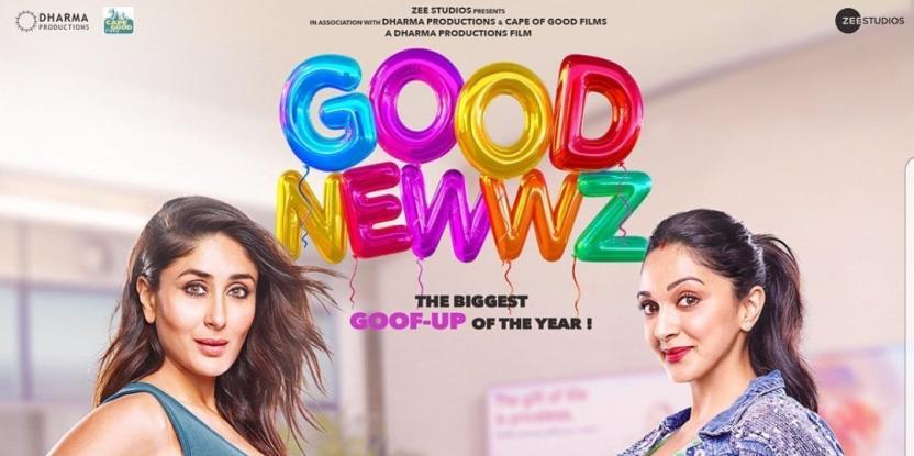 Kareena Kapoor Khan and Akshay Kumar Starrer Good Newwz Looks Like a Fun Flick