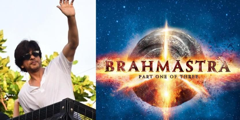 Shah Rukh Khan To Commence Shooting For Brahamastra And Fans Can't Keep Calm