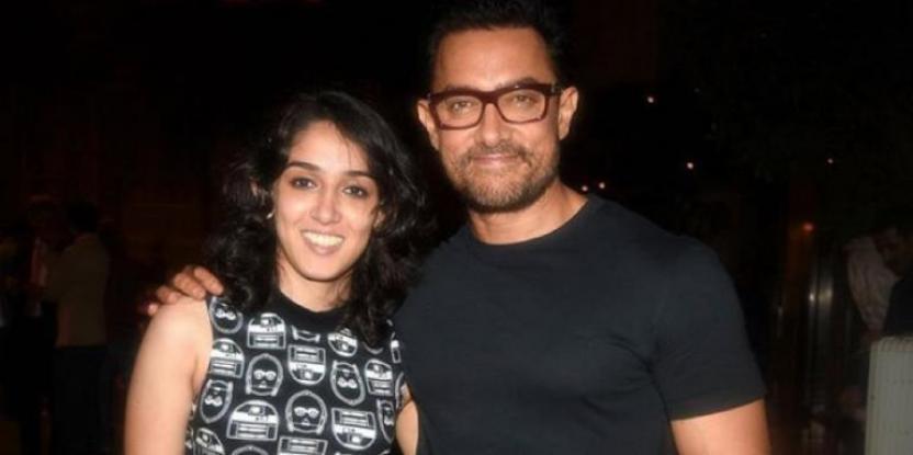 Aamir Khan's Daughter, Ira Feels No Pressure Being a Star Kid