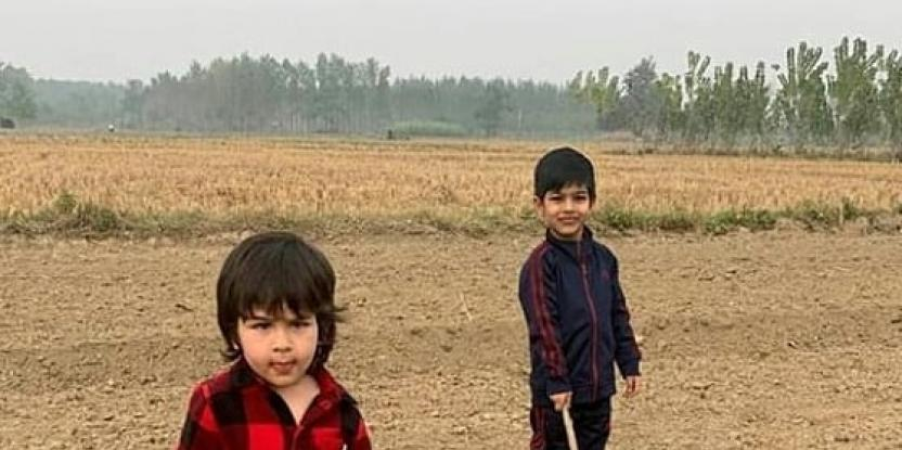 Taimur Ali Khan in Recent Pictures is a Total Cutie