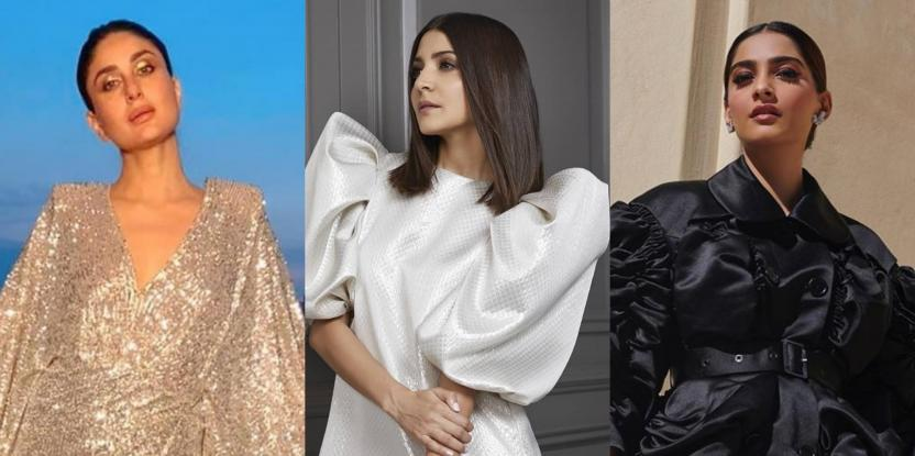 Kareena Kapoor, Sonam Kapoor, Anushka Sharma Up The Style Quotient With Statement Sleeves